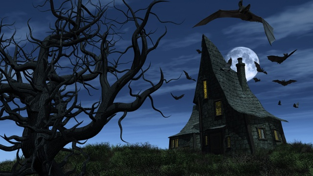 Make your yard spooky this Halloween