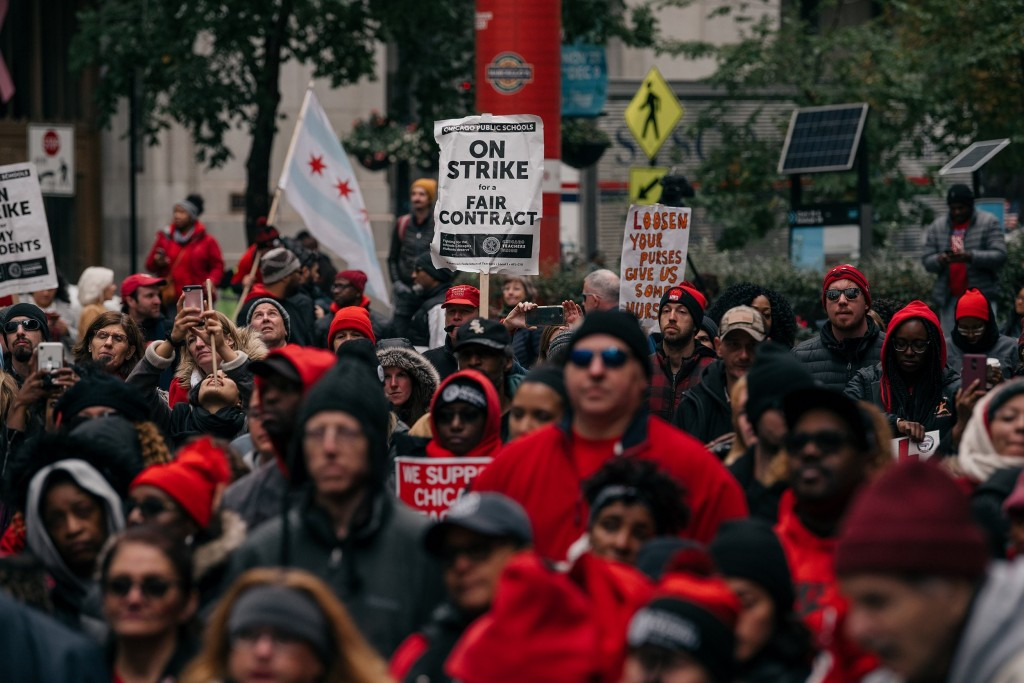Judge says runners can't compete during teacher strike