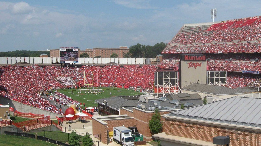 Maryland football player died from heat stroke