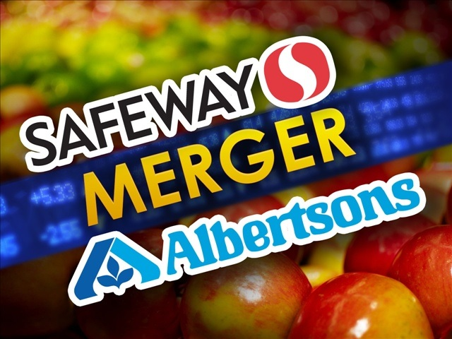 Albertsons to Buy Out Safeway
