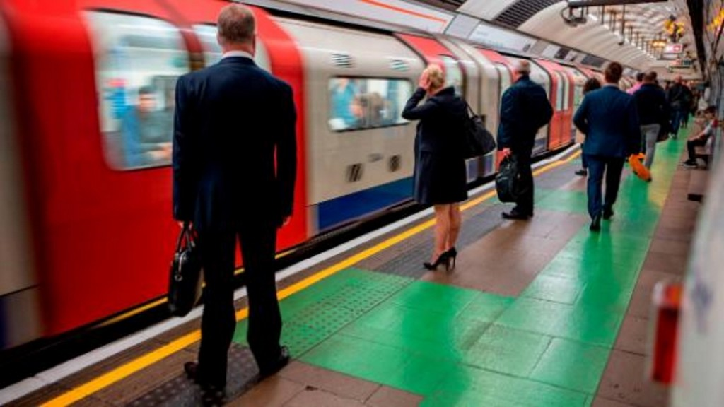 Heat from London Underground to warm homes