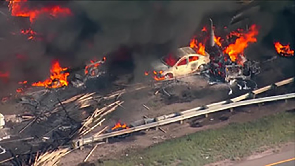 Truck driver closed his eyes before fatal Colo. pileup