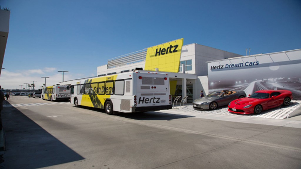 Hertz pushed into bankruptcy protection