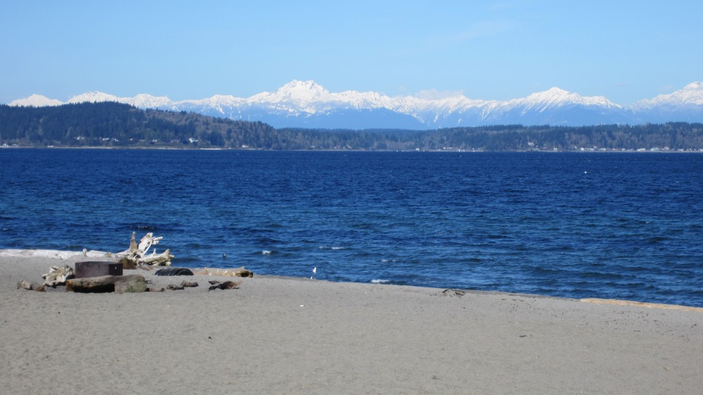 3 millions gallons of sewage spills into Puget Sound, closing beaches