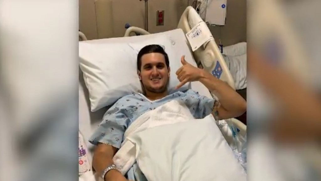 UNC Charlotte shooting victim is finally back home