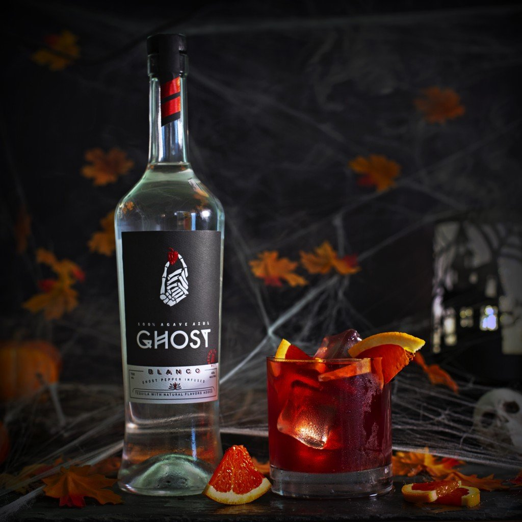 Cinnamon Ghost Punch