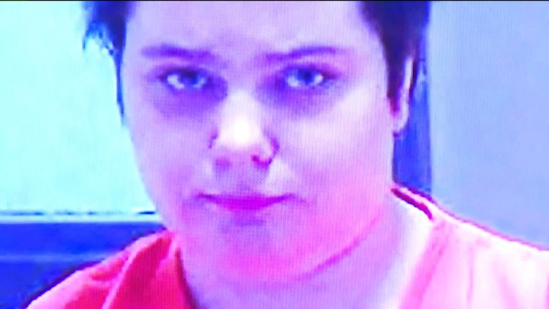 Washington woman pleads not guilty to strangling, dismembering her mother