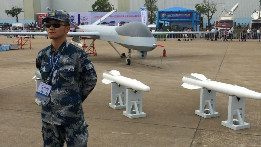 Chinese fighter jets conduct unsafe maneuver near US aircraft