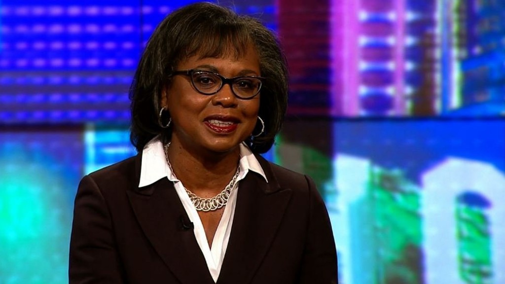 Anita Hill says voters need to press 2020 Dems on gender violence