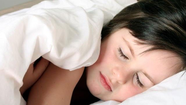 Put preschool bedtime problems to rest