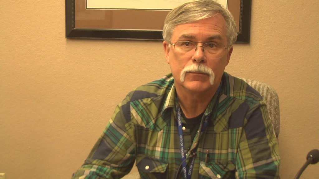 Yakima City Council Member Comments on Pot Ban
