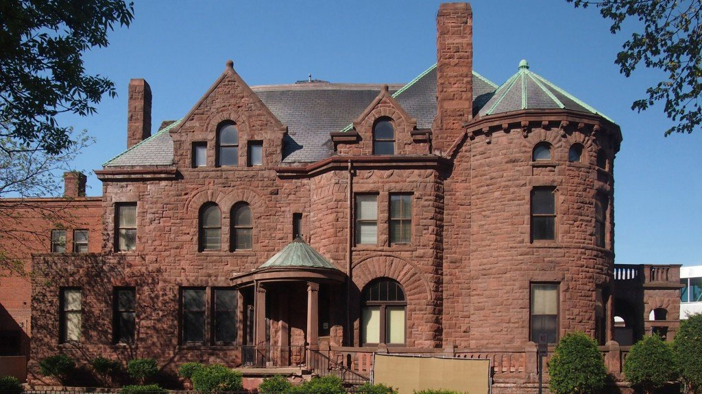 College wants to sell mansion worth negative $4.2 million