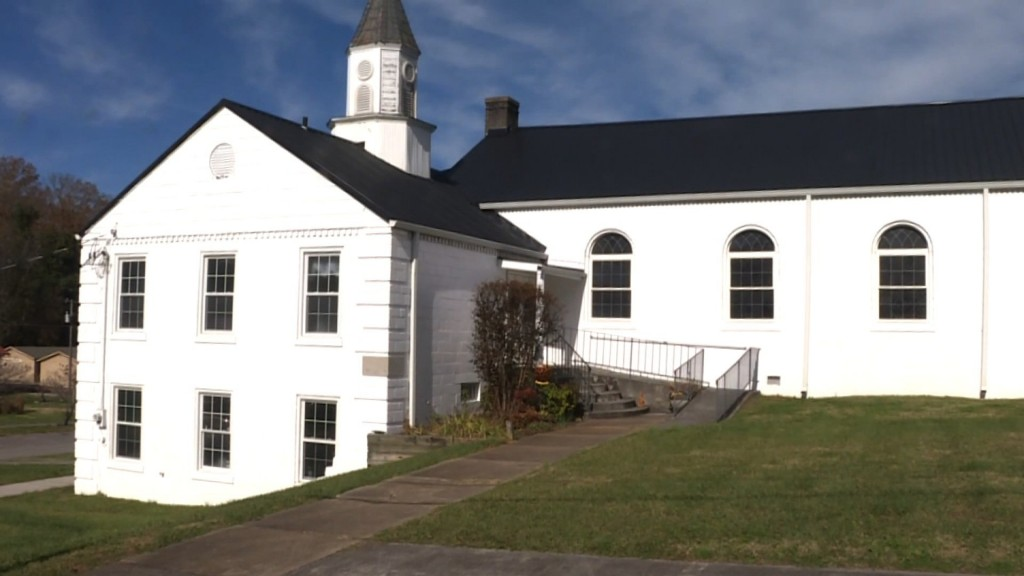Couple shot in church while discussing gun safety, police say