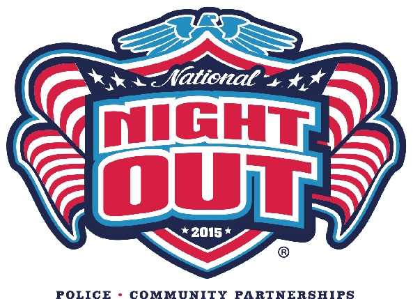 National Night Out Events Tuesday, Aug. 4