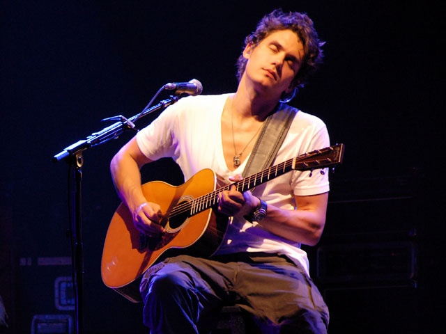 John Mayer recovering from emergency appendectomy