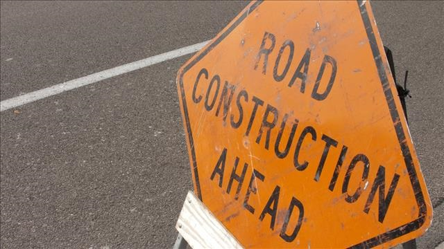 Construction Closing Off Part of 24th Avenue in Yakima