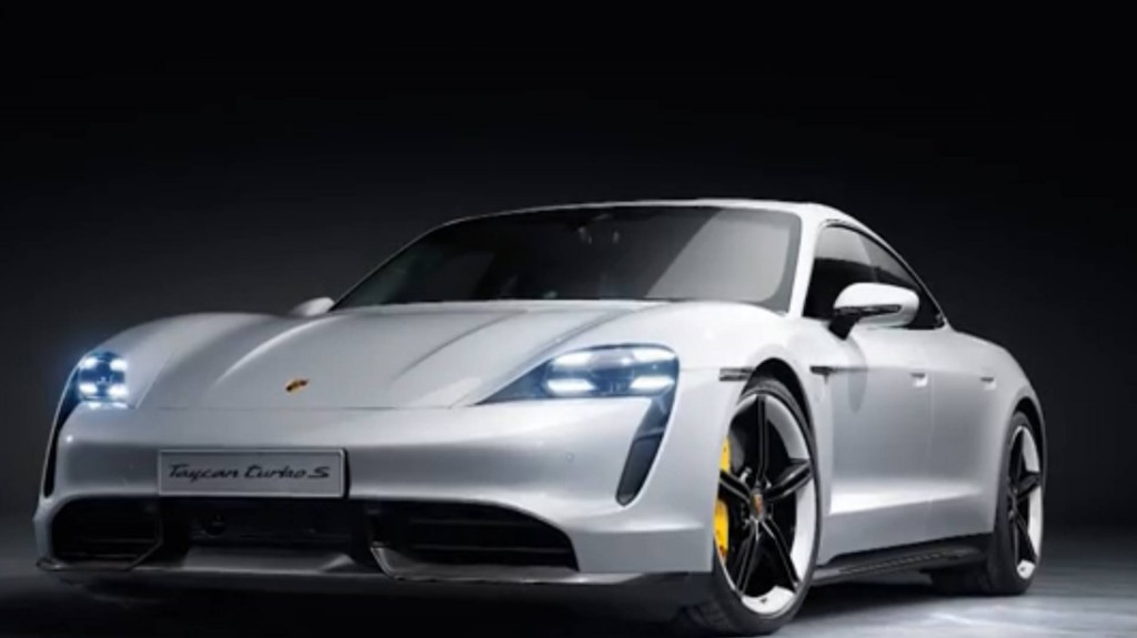 Porsche's first electric car does 0 to 60 mph in under 3 seconds