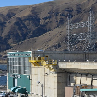 Worker Injured in Priest Rapids Dam Explosion Released From Hospital