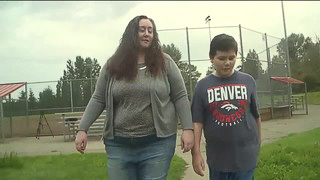 Mom of boy with autism furious after school puts desk in bathroom