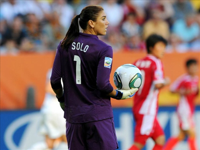 Judge Drops Charges Against Hope Solo