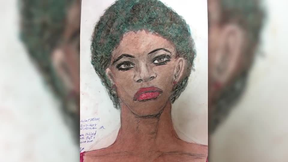 FBI releases victim portraits drawn by serial killer