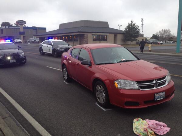 Man Hit by Car on Clearwater Ave.