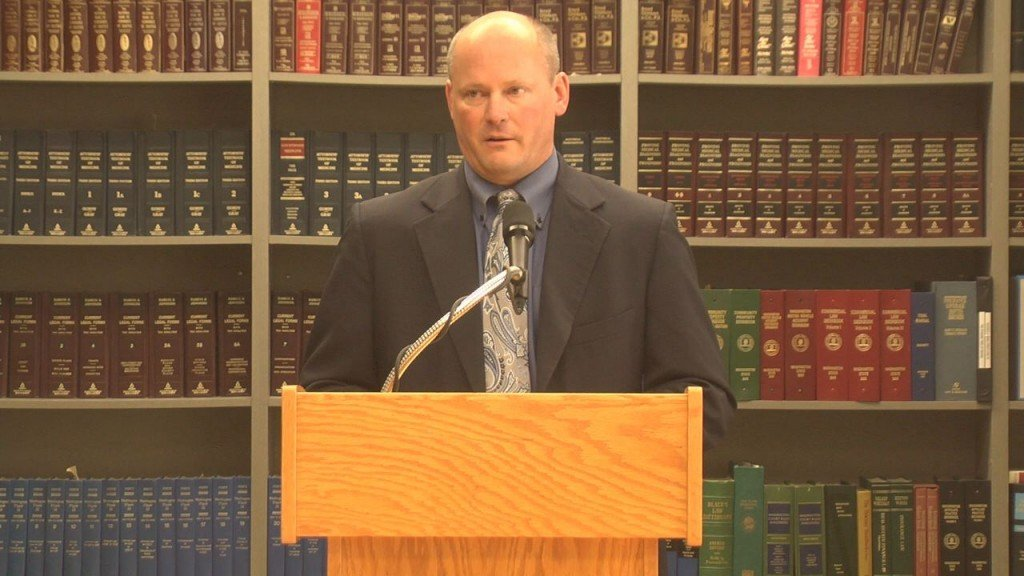 Local Attorney Running for Yakima County Prosecuting Attorney