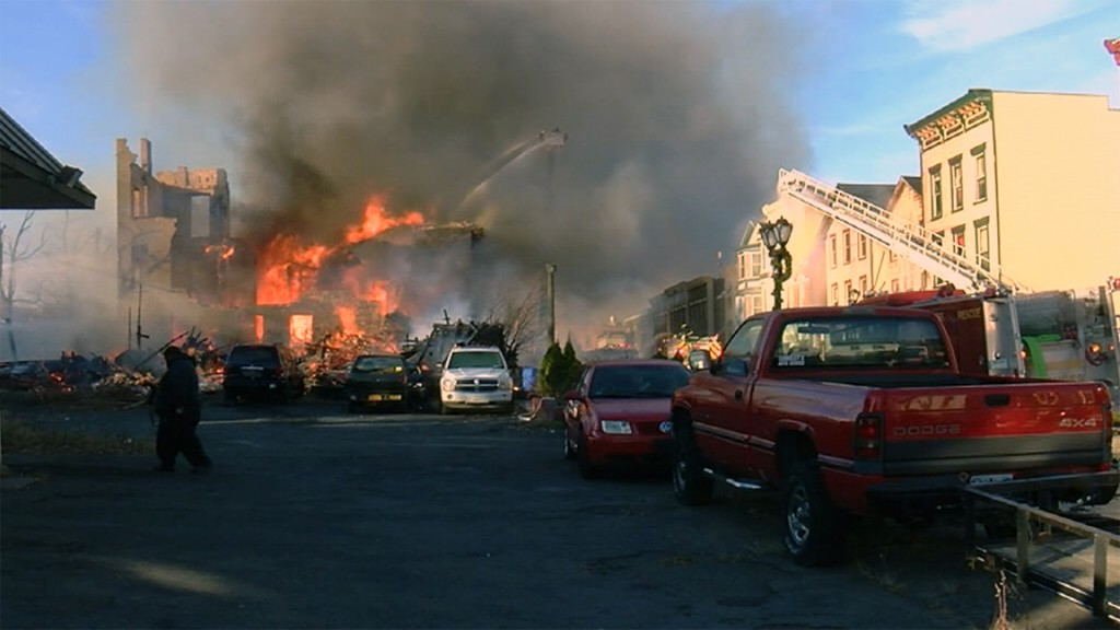 Man mimicking History Channel show accused of starting massive fire