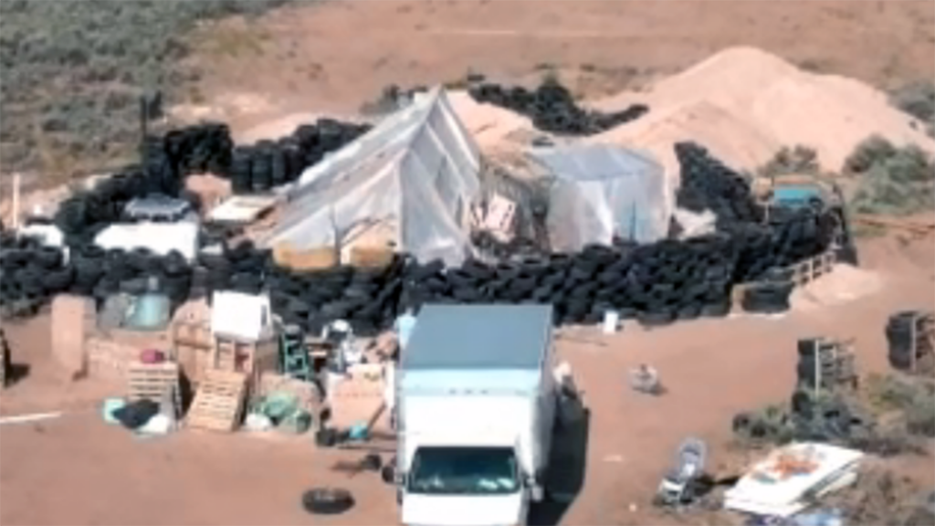 New Mexico compound suspects charged in alleged plot