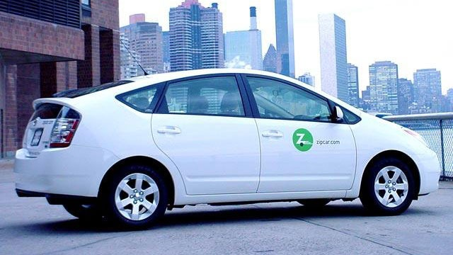 Sharing cars can save money, earth