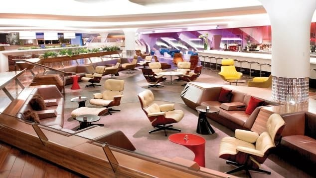 8 super-luxe airport lounges