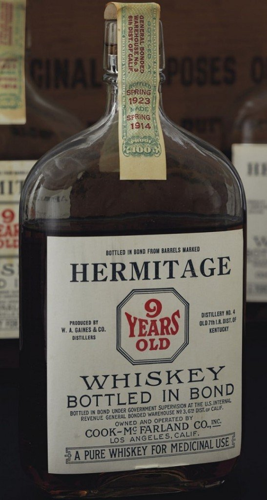Rare pre-Prohibition whiskeys offer a taste of American history