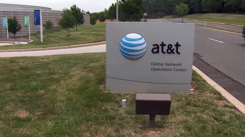 AT&T shrugs after Trump suggests boycott of company