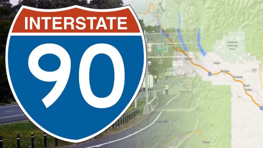 State to remove I-90 traffic restrictions for Memorial Day