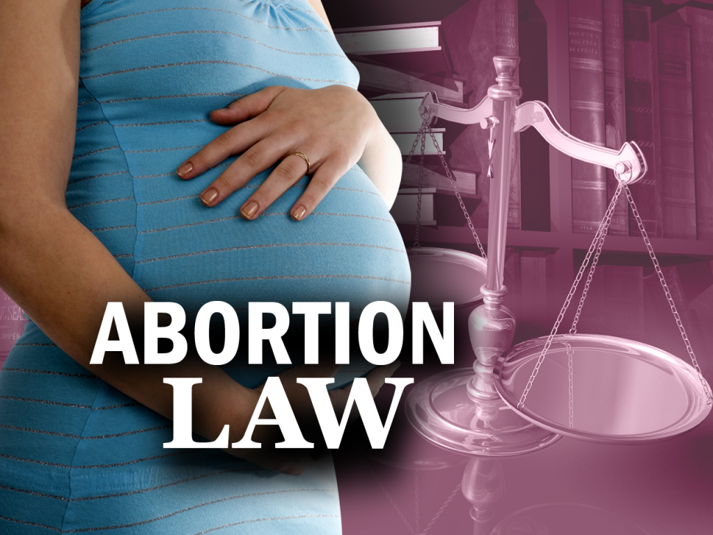 Bill toughening abortion reporting heads to governor's desk