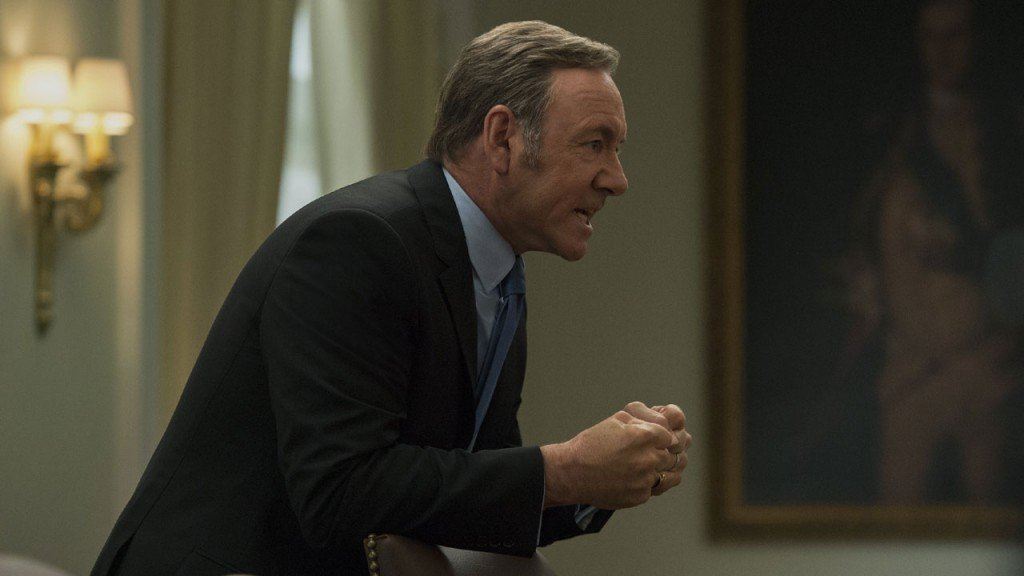 'House of Cards' puts power above politics