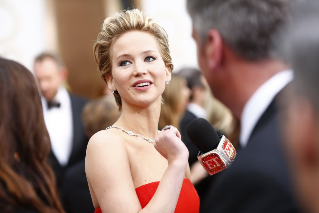 The world's highest paid actress is …