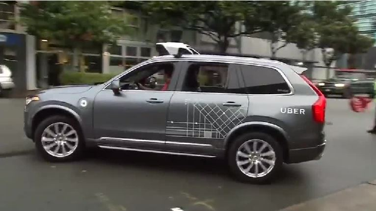 Fatality puts brakes on self-driving cars