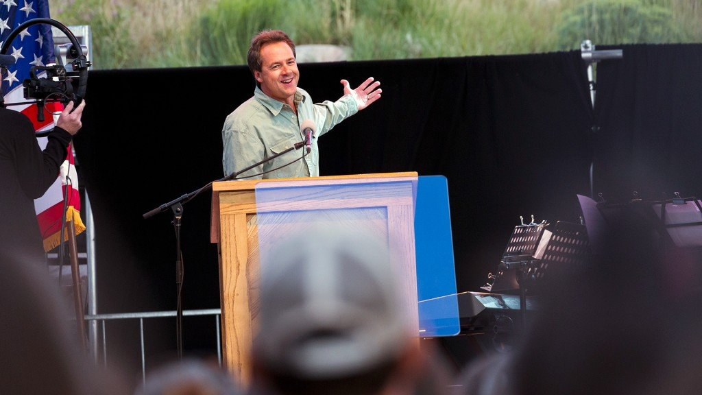 Steve Bullock raises $1 million in first 24 hours, campaign says