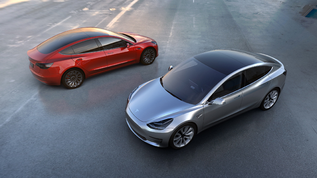 Consumer Reports now recommends Tesla Model 3
