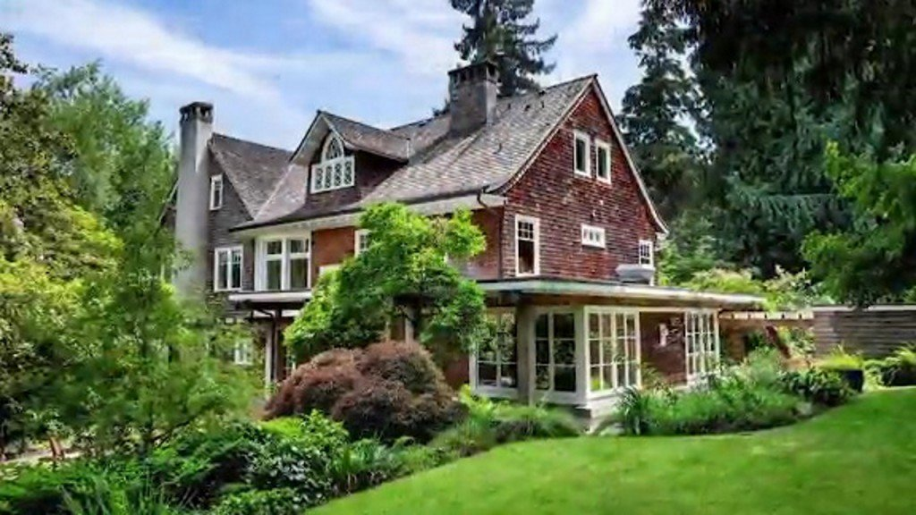 Kurt Cobain's former Seattle home for sale