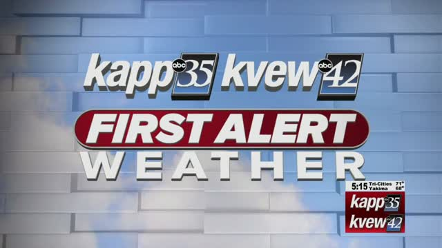 First Alert Forecast Pm Thursday May 7th