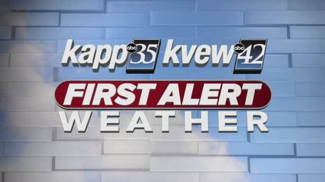 First Alert Forecast Pm Monday May 18th