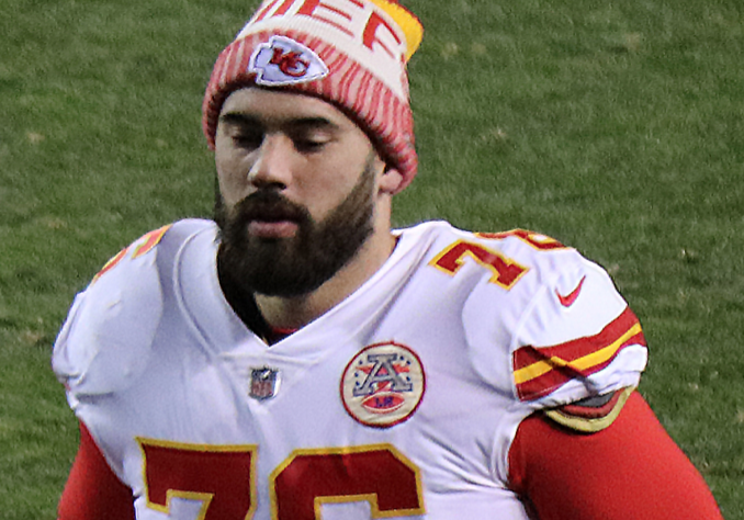 Duvernay-Tardif puts medical degree to work