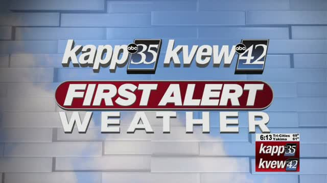 First Alert Forecast Pm Tuesday May 19th