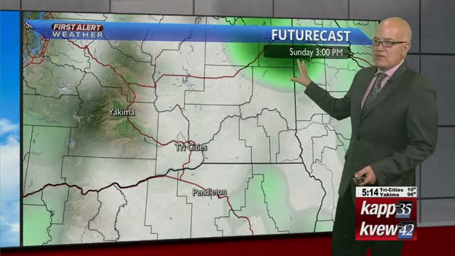 First Alert Forecast Pm Friday June 26th