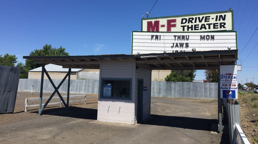 M-F Drive-In Theater