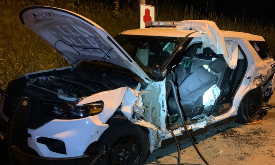 WSP trooper injured in semi crash