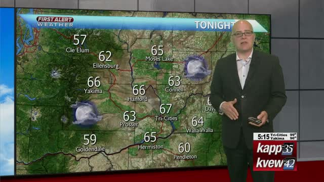 First Alert Weather Pm Tuesday June 23rd