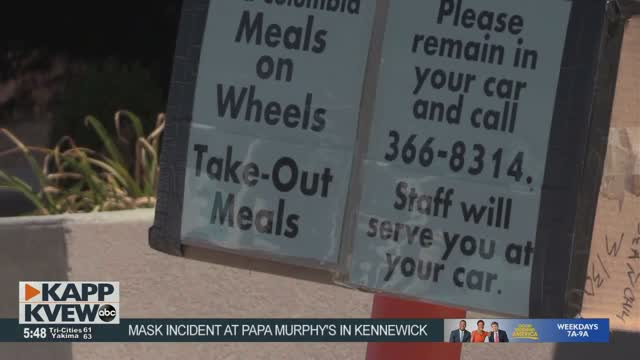 Mid Columbia Meals On Wheels Continues Serving Seniors